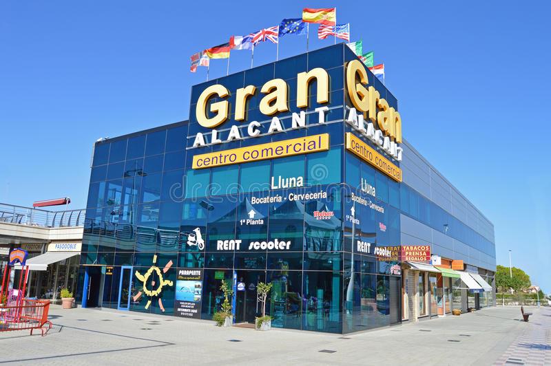 centrum handlowe gran alacant