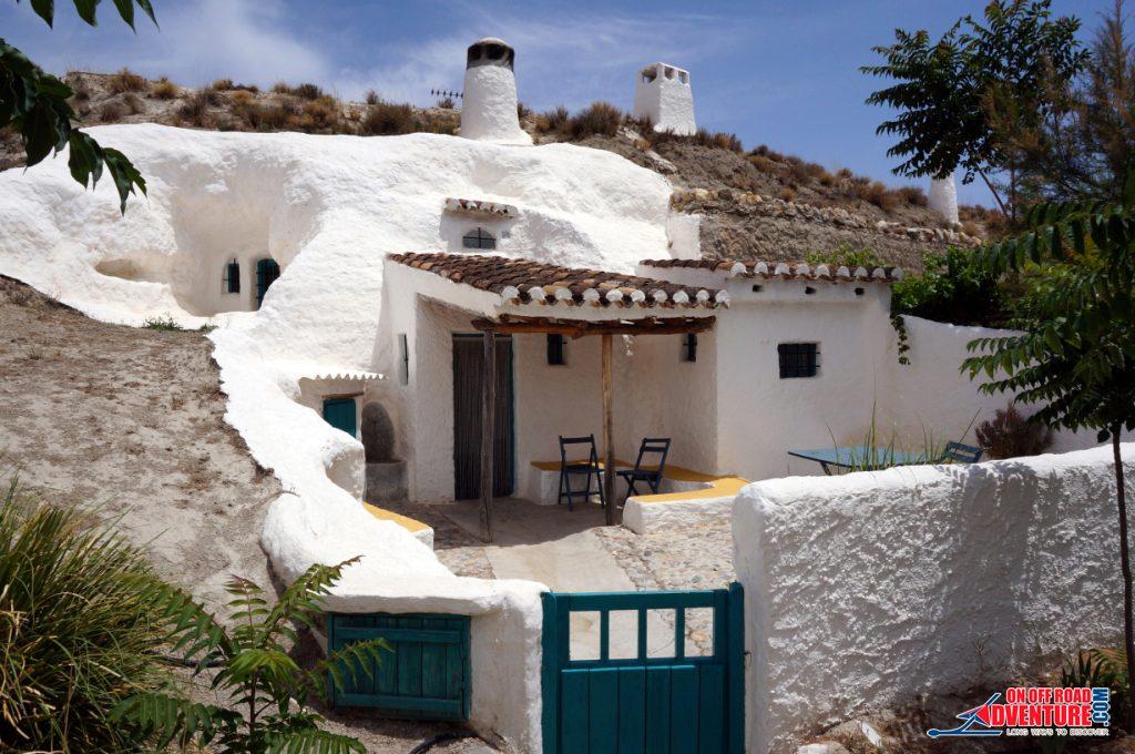 dom w skale Andaluzja